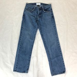 Current/Elliot Women's The Original Straight Jeans
